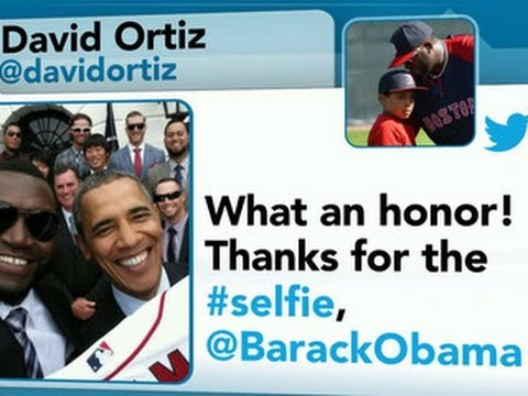Selfie stunt: David Ortiz photo with Obama could be more ...