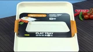 Противень Delimano Ceramica Prima Flat Tray(, 2013-07-22T07:37:21.000Z)