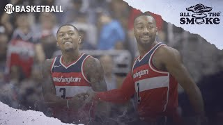 Bradley Beal on Relationship With John Wall: 'That's My Big Brother' | ALL THE SMOKE