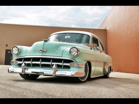 1954 Chevrolet Belair Restoration Project