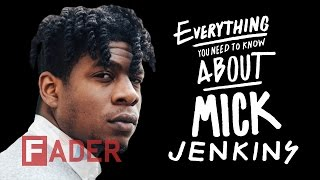 Mick Jenkins - Everything You Need To Know