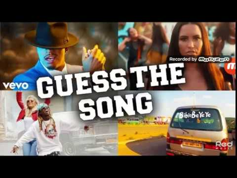 Susah Njir.. | Guess The song Challenge 2017