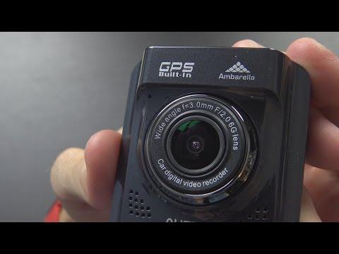 Ausdom A261 HD Car Dash Cam DVR With GPS Review!