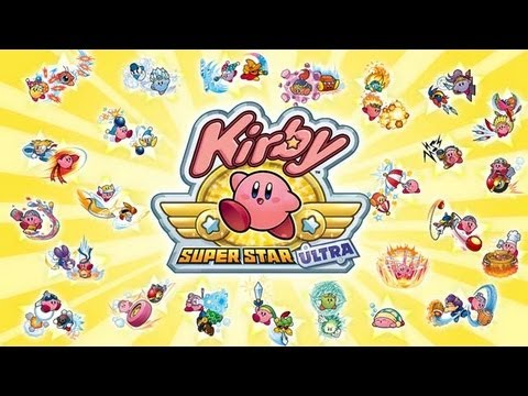 Marx Battle - Extended - Kirby Super Star Ultra Musik