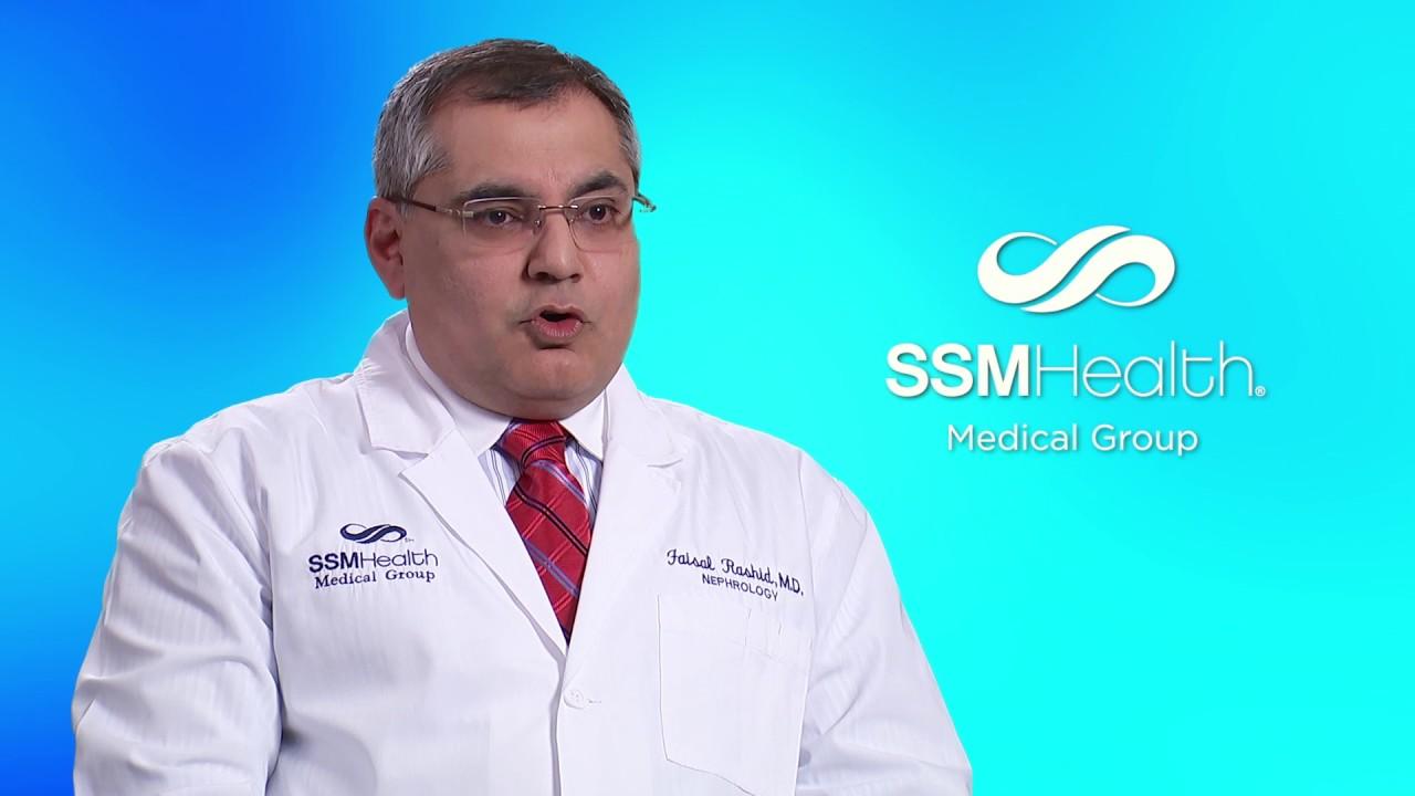 Faisal Rashid, MD   SSM Health