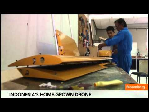 Custom Drones Dot the Skies Over Indonesia