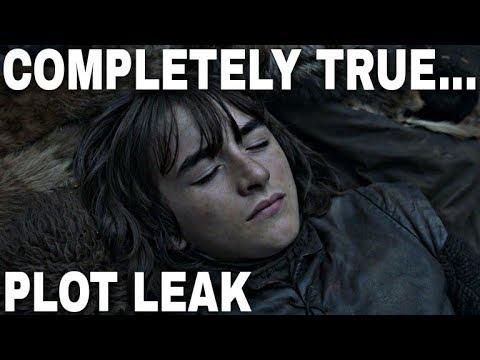 Game of Thrones Season 8 Plot Leak