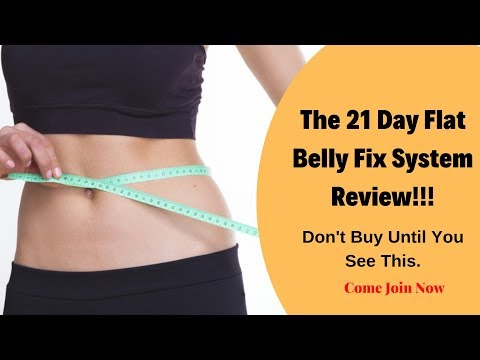 the-21-day-flat-belly-fix-system-review-2019