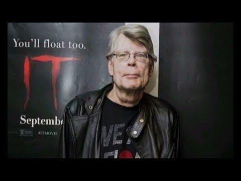 Стівен Кінг закликав звільнити політв язня Сенцова - YouTube dd26501d27472