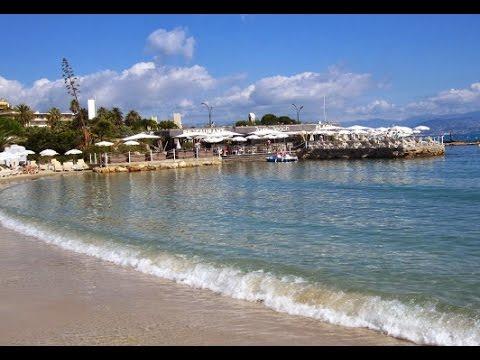 Cote d'Azur - Antibes Beach