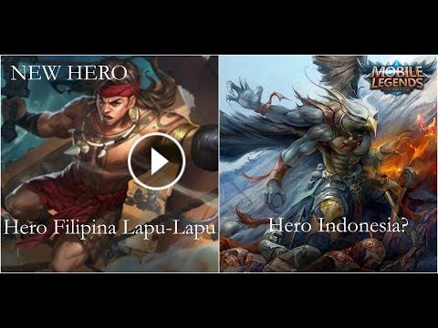 Hero Baru Mobile Legends Lapu Lapu dari Filipina. Hero dari Indonesia?