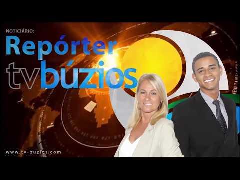 Repórter Tv Búzios - 53ª Edição