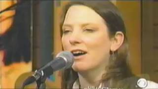 Susan Tedeschi with The Derek Trucks Band - The Early Show - 07 07 2001