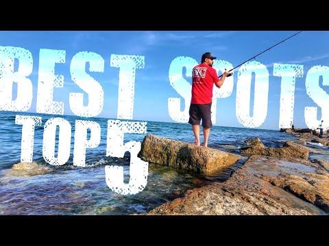 Padre Island Fishing | Port Aransas BEST Place To Fish On Padre