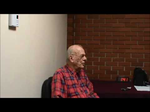 Reaching Out to Seniors- Oral History Bruce Oakes