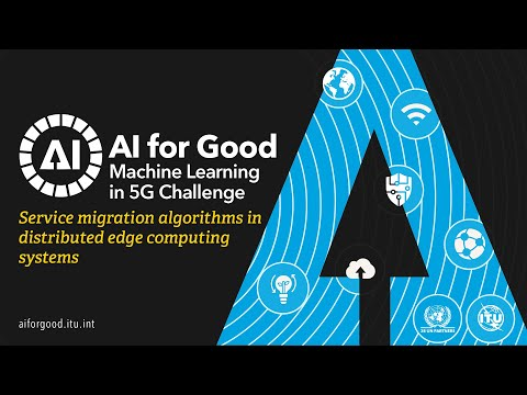 Service Migration Algorithms in Distributed Edge Computing Systems | AI/ML IN 5G CHALLENGE