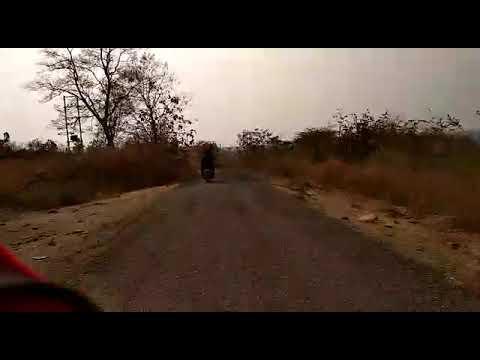 On The Way To Omkareshwar Dam