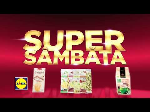 Super Sambata la Lidl • 27 Octombrie 2018