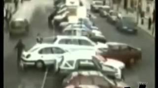 Дискотека авария -девушка за рулем