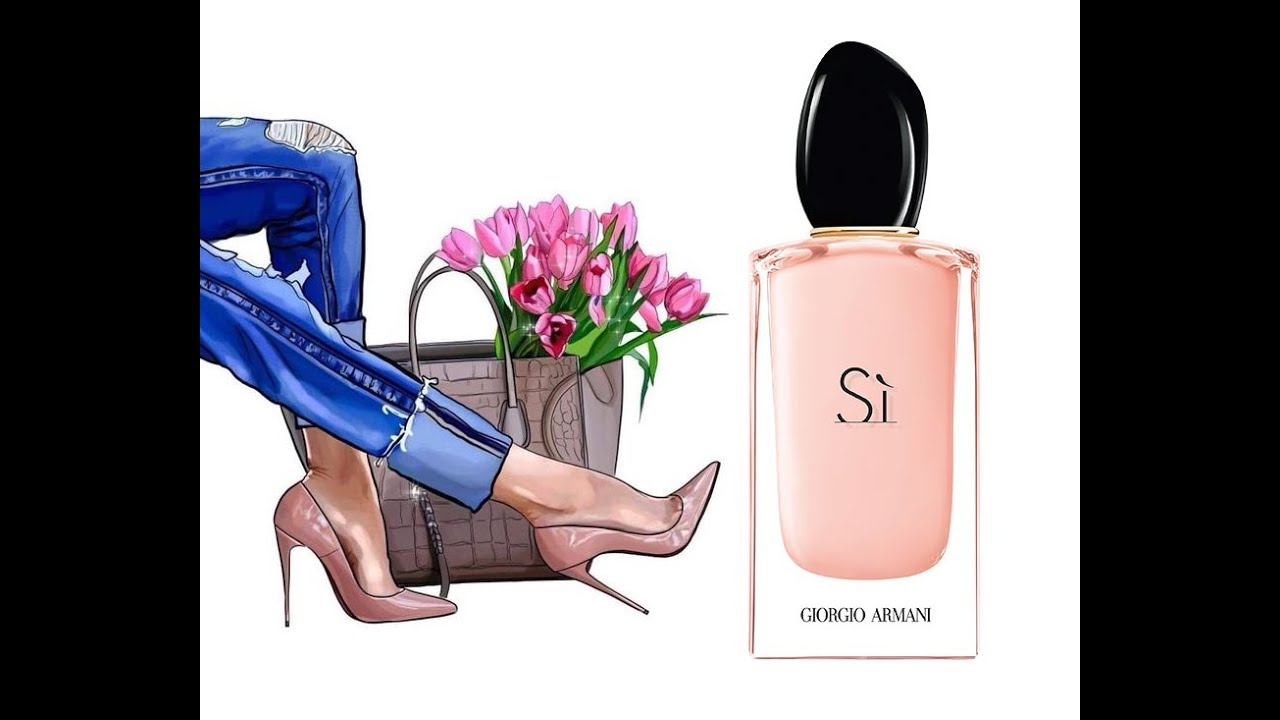 Fiori De Edp Armani Perfume Reseña Sí 4S35ALRjcq