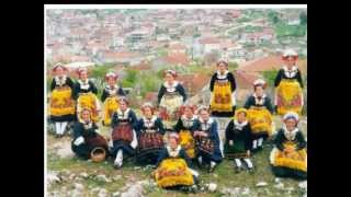 Λαφίνα - Macedonian folk song (Aeani, Kozani, Greece)
