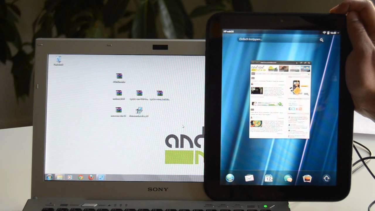Hp Touchpad Android Installieren Deutsch