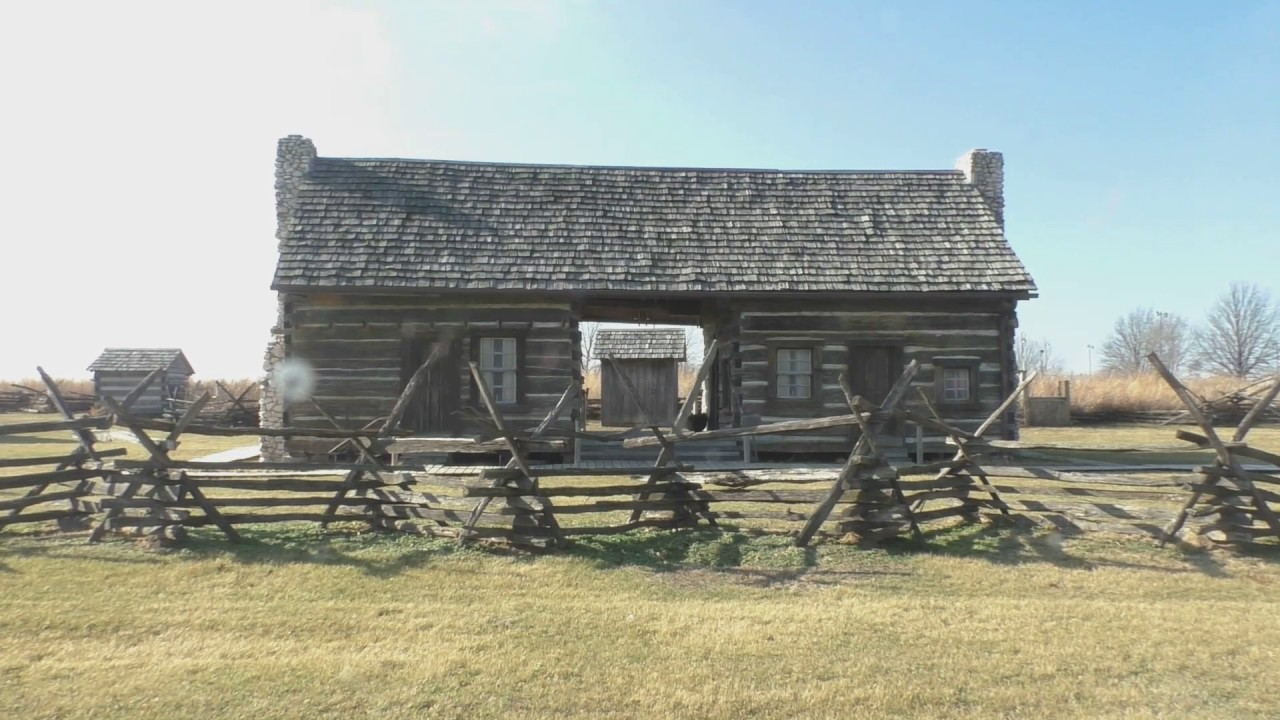 Log Cabins For Sale In Illinois