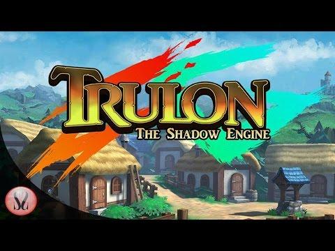 Trulon: The Shadow Engine Gameplay |