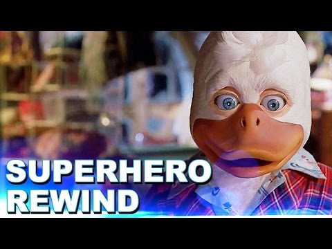 Superhero Rewind: Howard the Duck Review