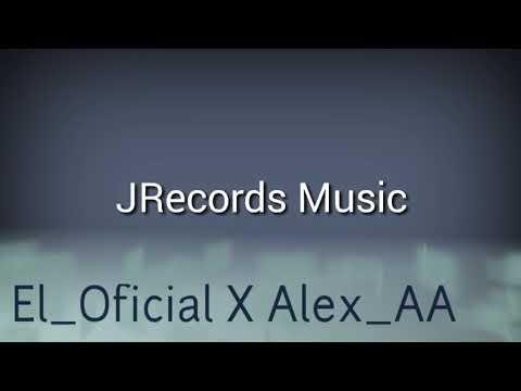 (MALDITA PUTA )EL OFICIAL X ALEX AA (vídeo lyric)
