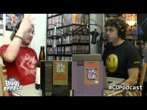 Is the Gold or Gray Legend of Zelda Cart Rarer? #CUPodcast