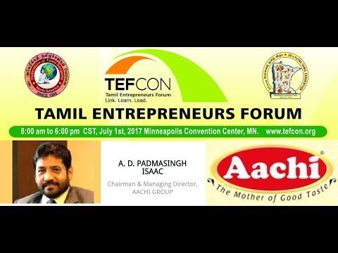 Aachi Masala success story inspirational speech -ஆச்சி மசாலா வெற்றிக்கதை