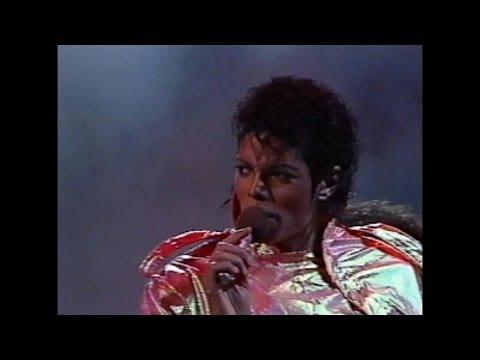 Michael Jackson - Working Day and Night Toronto 84