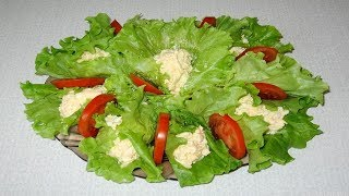Салат из свежей капусты рецепт очень вкусный!
