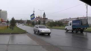 ЛДПР День Флага. Мегион 2013