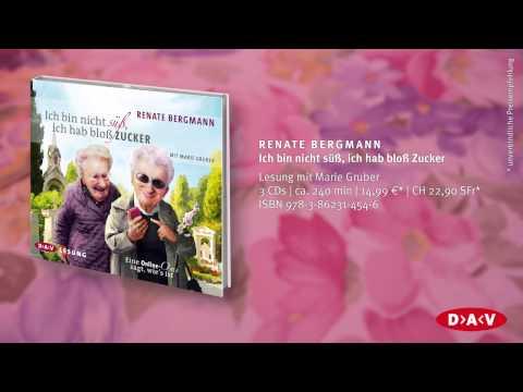 Ich bin nicht süß, ich hab bloß Zucker YouTube Hörbuch Trailer auf Deutsch
