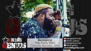Demarco - The Party Wild [Toll Road Riddim] July 2016