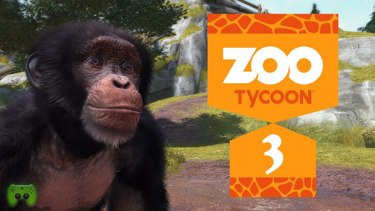 ZOO TYCOON # 3 - Mach mir den Affen Hardi «» Let's Play ...