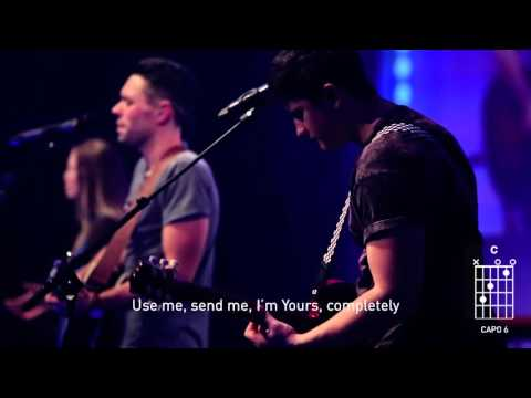 I Am Yours | VineyardSongs Song of The Month March 2016 [Lyric & Chord Video]