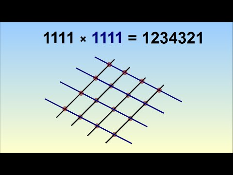 111111111×111111111 – Beauty of Mathematics