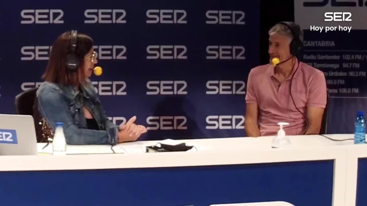Entrevista a Quique Setién en Hoy por Hoy (18/06/2021)