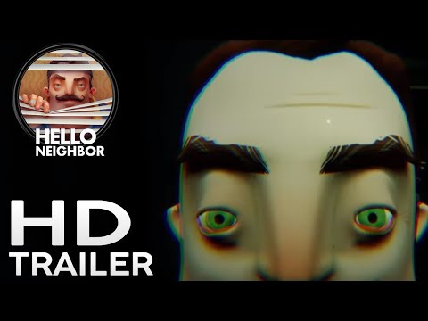 Hello Neighbor 'The Horrible Secret' Gameplay First Look (2017) Survival Horror HD thumbnail