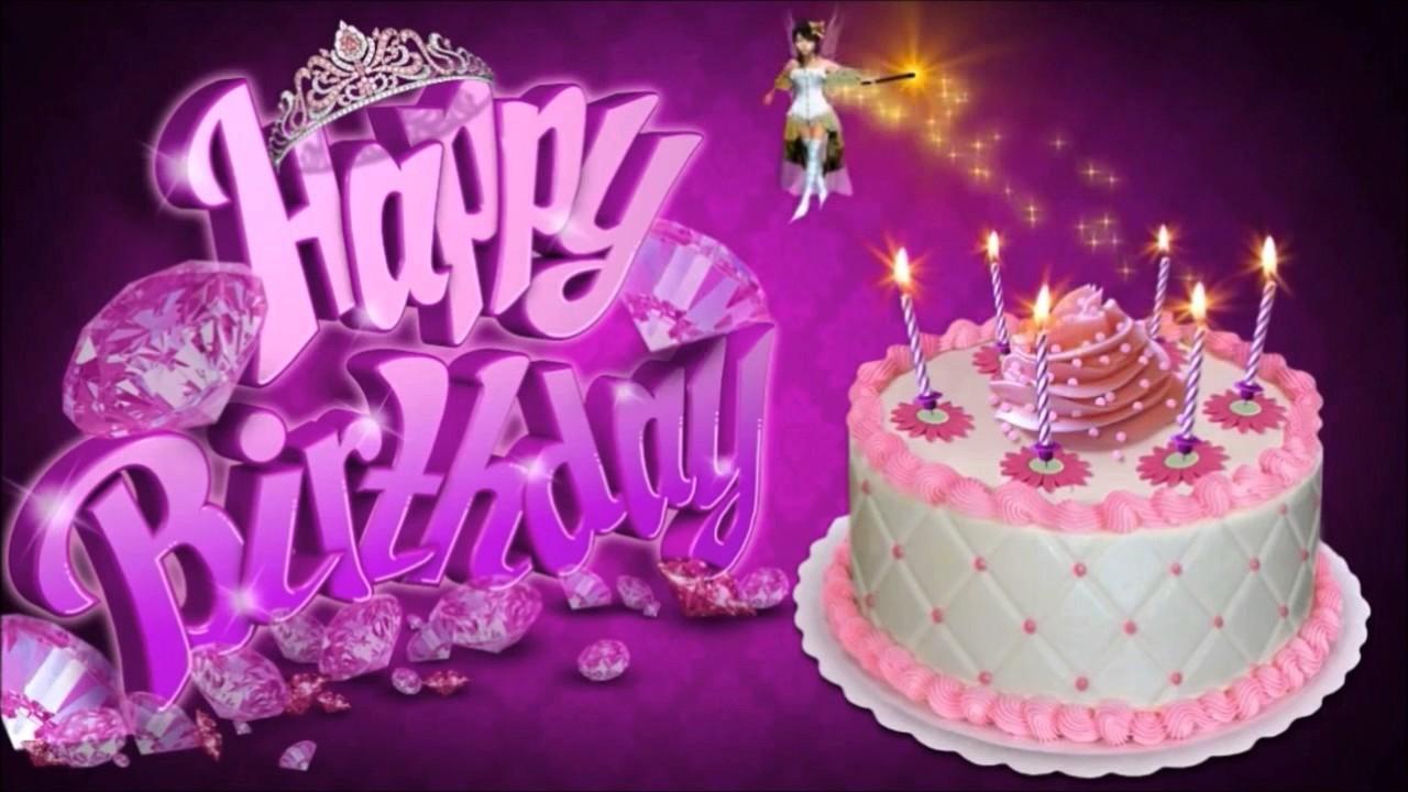 Happy Birthday Erica Youtube