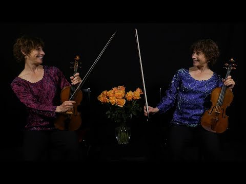 Baroque violin and modern violin: What's the difference? 4K UHD