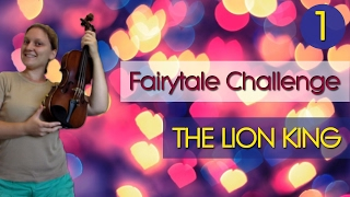 Download Fairytale Challenge #1/8 - Can You Feel the Love Tonight Cover MP3 song and Music Video