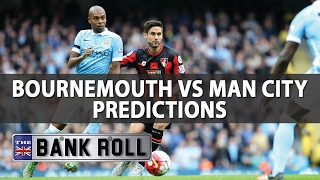 bournemouth vs man city   soccer picks predictions   mon 13th feb