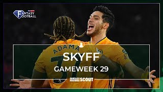SKYFF GW29 | Wolves top list of City replacements | Sky Sports Fantasy Football Tips 19/20