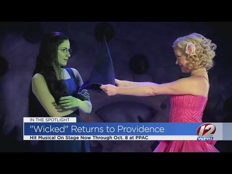 'Wicked' returns to PPAC