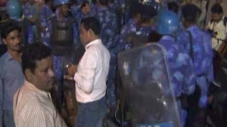 Aligarh: Communal tension increases over building of tomb on Mosque