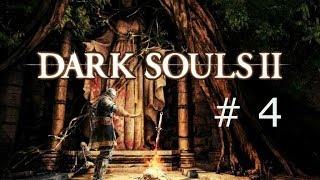 DARK SOULS 2 - Usando armas de chefe, Vengarl Armor e Silvercat Ring